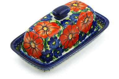 "8"" Butter Dish - P6349A 