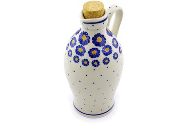 18 oz Bottle - P7885A | Polish Pottery House