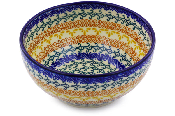 3 cup Cereal Bowl - P9287A | Polish Pottery House