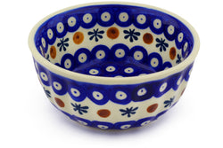 13 oz Fluted Bowl - Old Poland | Polish Pottery House