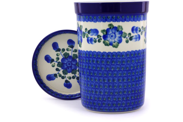 "8"" Bottle Chill with Saucer - Heritage 