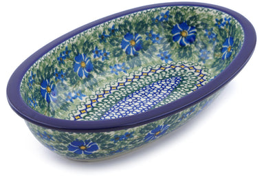 "11"" Oval Baker - U1012 