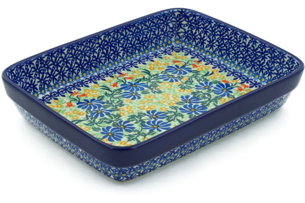 "7"" x 10"" Rectangular Baker - U1892 