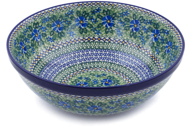 21 cup Serving Bowl - U1012 | Polish Pottery House