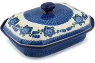 "12"" Covered Baker - Heritage 
