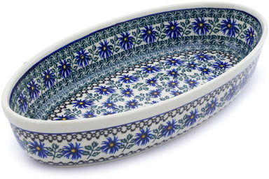 "15"" Oval Baker - 976 