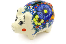 "5"" Piggy Bank - P4519A 
