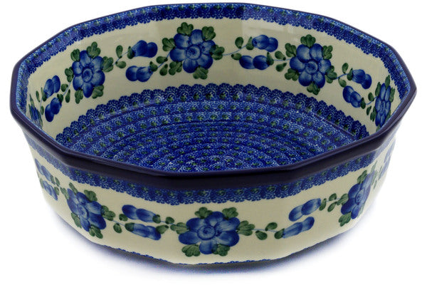 13 cup Serving Bowl - Heritage | Polish Pottery House