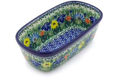 "7"" Oval Baker - U2202 
