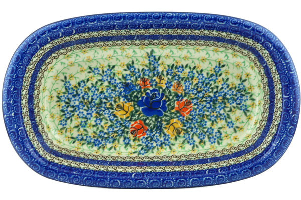 "14"" Oval Baker - U1926 