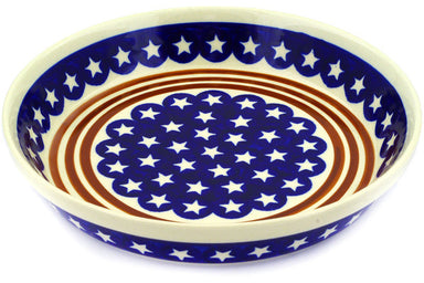 "10"" Pie Plate - Stars & Stripes 