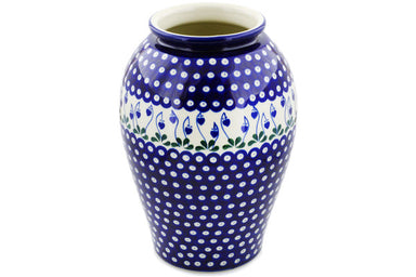"12"" Vase - Blue Bell 
