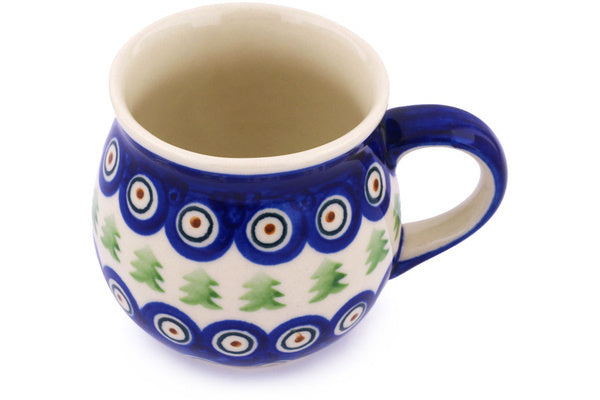 12 oz Bubble Mug - D101 | Polish Pottery House