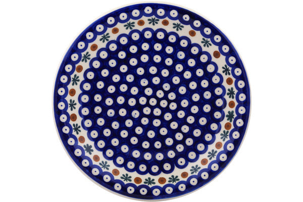 "10"" Dinner Plate - Old Poland 