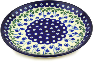 "9"" Luncheon Plate - Blue Bell 