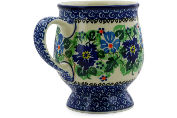 8 oz Mug - U1810 | Polish Pottery House