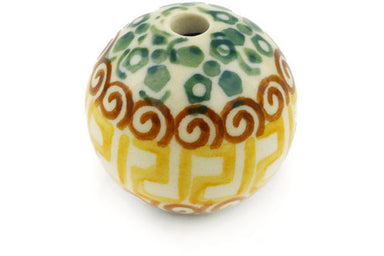 "1"" Bead - Autumn 