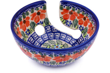 "6"" Yarn Bowl - Athens Prairie 