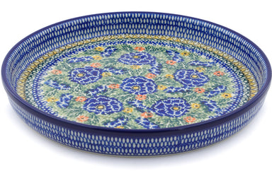 "10"" Cookie Platter - U1757 