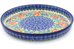 "10"" Cookie Platter - U2186 
