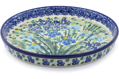 "10"" Cookie Platter - U2712 