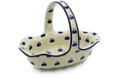 "8"" Basket with Handle - 67AX 