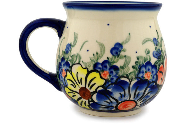 10 oz Bubble Mug - P4519A | Polish Pottery House