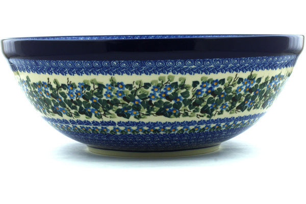 21 cup Serving Bowl - U1163 | Polish Pottery House