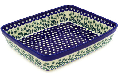 "11"" x 12"" Rectangular Baker - 377PX 
