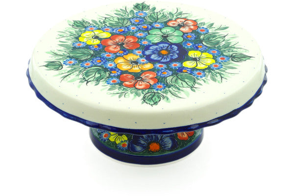 "11"" Cake Stand - P4519A 