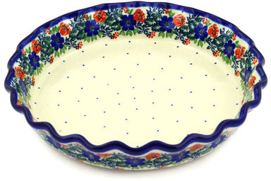 "10"" Fluted Pie Plate - 1535X 