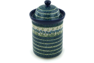 8 cup Canister - 614X | Polish Pottery House