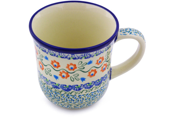 13 oz Mug - DU95 | Polish Pottery House