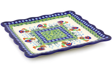 "9"" Platter - Rise & Shine 