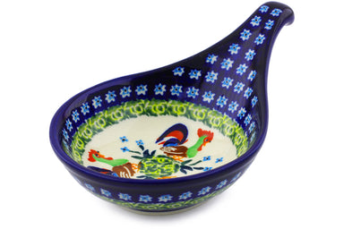 "7"" Condiment Server - Rise & Shine 