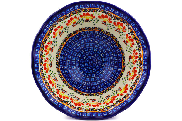 "8"" Pedestal Bowl - P9251A 