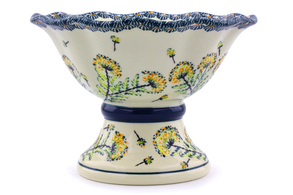 "8"" Pedestal Bowl - P9241A 