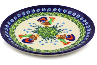 "6"" Bread Plate - Rise & Shine 
