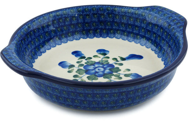 "8"" Round Baker with Handles - Heritage 