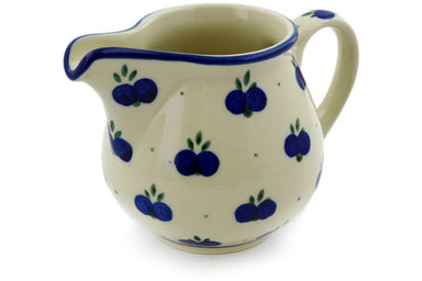 8 oz Creamer - 67AX | Polish Pottery House
