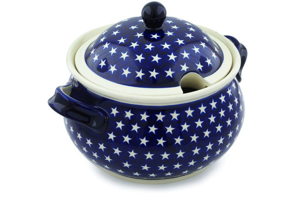 21 cup Soup Tureen - 82 | Polish Pottery House