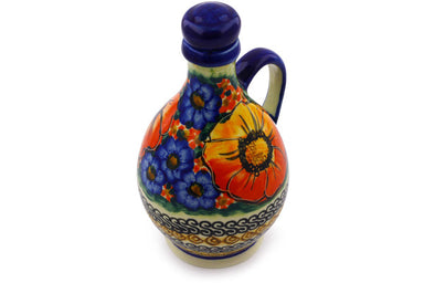 11 oz Bottle - Autumn Wonder | Polish Pottery House