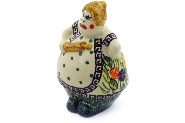 "6"" Housekeeper Figurine - P6058A 