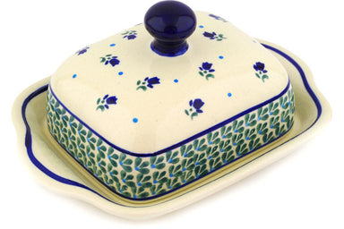 "8"" Butter Dish - 205A 