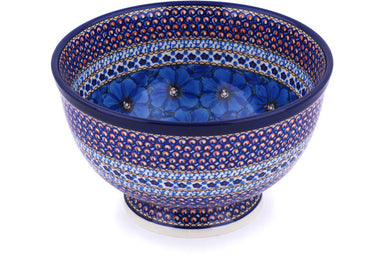16 cup Serving Bowl - U408C | Polish Pottery House