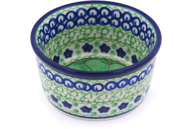 6 oz Ramekin - U408D | Polish Pottery House