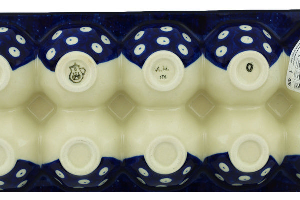 "13"" Egg Crate - Blue Bell 