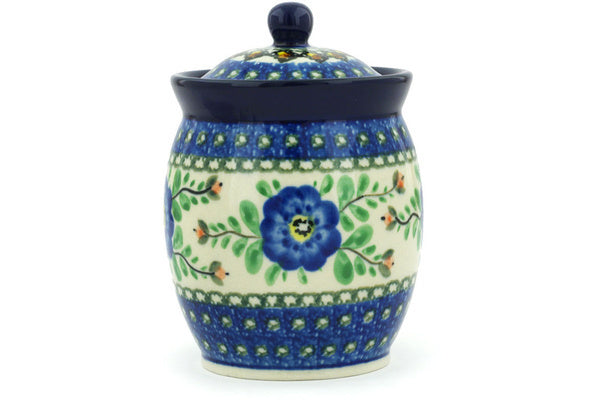 16 oz Canister - U440 | Polish Pottery House