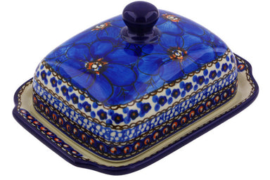 "7"" Butter Dish - Fiolek 
