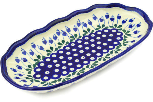 "12"" Platter - Blue Bell 